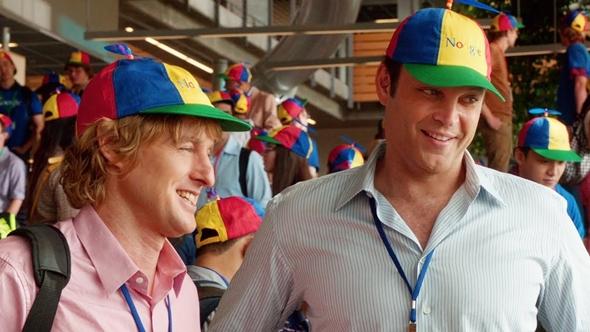 Os Estagiários - Owen Wilson e Vince Vaughn